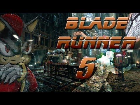 Let's Play Blade Runner - Teil 5 - Voigt-Kampff-Test