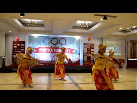 Kupu Kupu Tarum , Bali Dance , Sanggar Tari Bali Rara - Mellenia , Cibubur