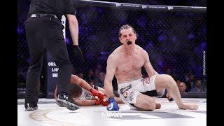 Bellator NYC: Aaron Pico vs. Zach Freeman Full Fight Highlights - MMA Fighting