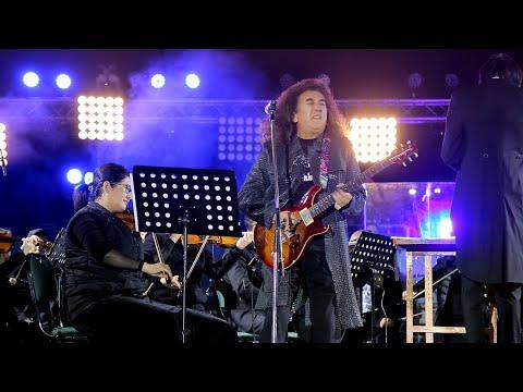 Симфонический рок концерт C участием Зиёд группа Учкудук.