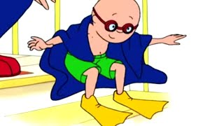 Caillou Full Episodes | Caillou goes Swimming | Cartoon Movie | WATCH ONLINE | Cartoons for Kids