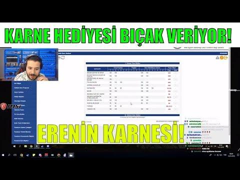KANSEREN KARNESİNİ GÖSTERİYOR!