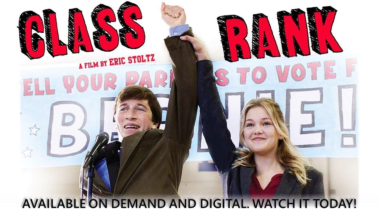 Class Rank - Official Trailer Skyler Gisondo, Olivia Holt, Kristin Chenoweth and Bruce Dern
