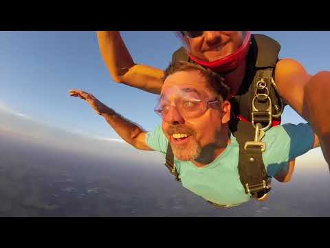 Tandem Skydive | Robb from Fort Worth, TX