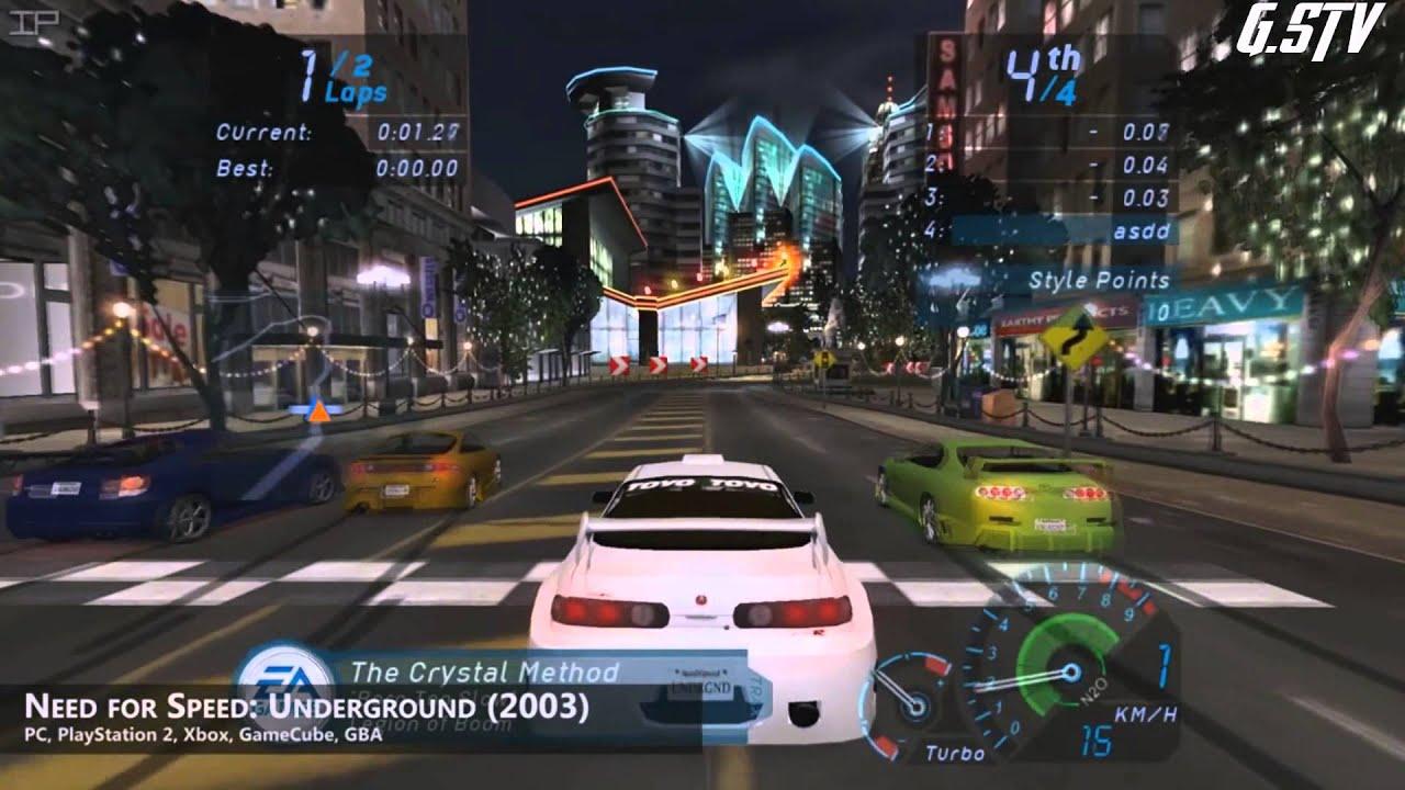 Games like Need For Speed: Underground - TasteDive