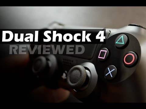 Playstation 4 Controller - Dualshock 4 - REVIEW
