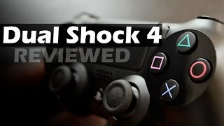 Playstation 4 Controller - Dualshock 4 - REVIEW(CHECK UPDATED PRICES or BUY HERE http://amzn.to/1DCd0D8 Playstation 4 Dual Shock 4 Controller Compared with Playstation 3 controller : Reviewed ..., 2013-11-18T03:18:27.000Z)