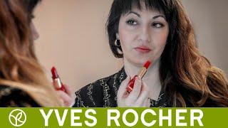 Yves Rocher 2 коробки 25 кг Распаковка Уход за телом Unboxing 2 big boxes Body care