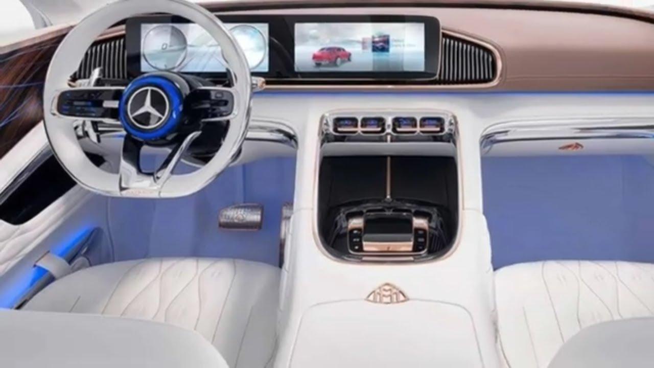2020 Mercedes-Benz S-Class Model