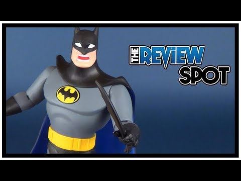 Toy Spot | DC Collectibles Batman: The Animated Series Batman Expressions Pack