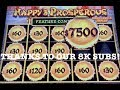 MASSIVE $7500 BALL - DRAGON LINK HAPPY & PROSPEROUS 8K SUBSCRIBERS SPECIAL (4) HANDPAYS