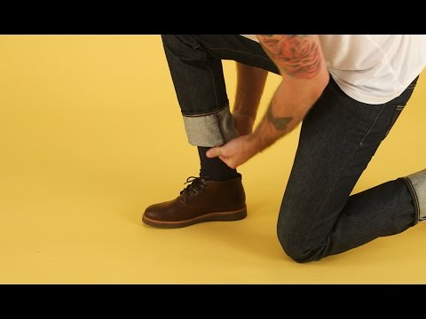 How to roll jeans and trousers 4 different ways | ASOS Menswear