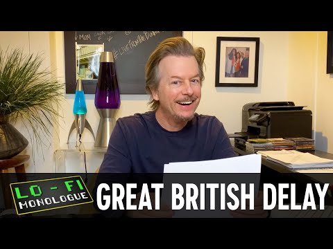 """Terrible News For """"Great British Bake Off"""" Fans - Lights Out Lo-Fi Monologue (Mar 31, 2020)"""