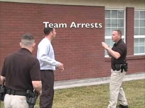 POLICE DEFENSIVE TACTICS  http://shop.POLICEDVDS.COM