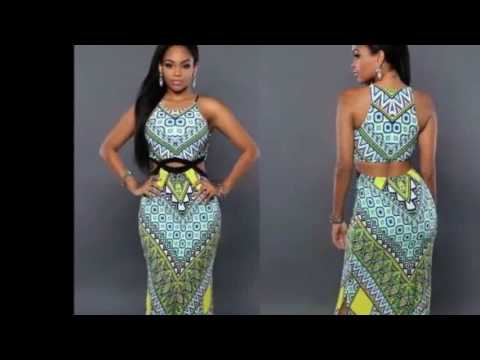 Trendy African Dress Designs Modern Fashions Best In The List