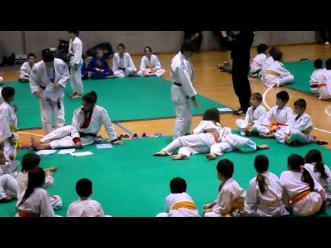 Judo For Kenya 2012 – San Polo di Torrile – 1° Dicembre – Primo incontro Chiara