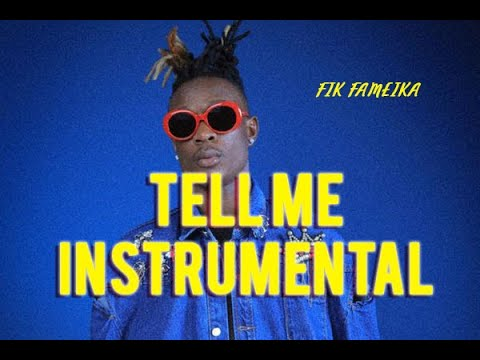 Download Fik Fameica - Tell Me Instrumental (Beats By Beam)