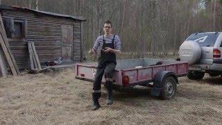 Немного про мой хутор в Карелии.