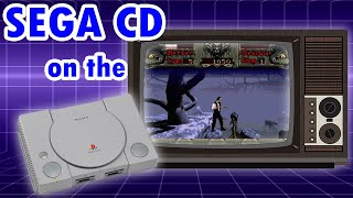 How to play Sega CD Games on the Playstation Classic (Tutorial)