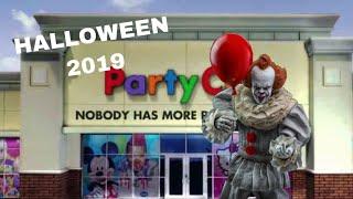 PARTY CITY HALLOWEEN 2019!