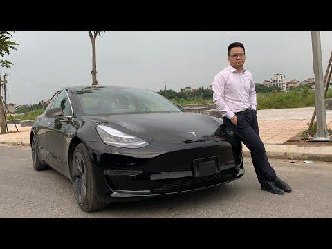 Đánh giá xe Tesla Model 3 đầu tiên Việt Nam. Chất như nước cất và cái kết bất ngờ.