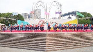 2018年7月16日(月) 第12回よさこい祭りin光が丘公園 ステージ会場.
