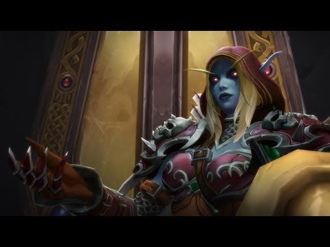 Spoiler Lordaeron Throne Room Confrontation – Horde