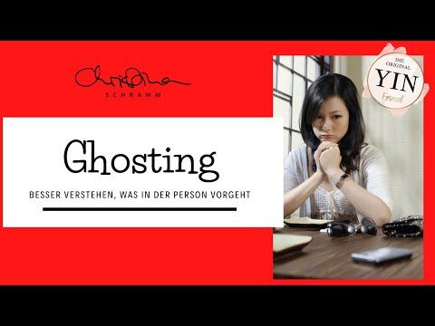 Ghosting: Besser verstehen, was in der Person vorgeht
