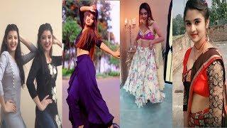 Tik Tok Girl Dance on Bollywood Songs