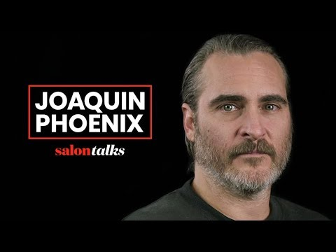 Joaquin Phoenix Trashes The Traditional Rules Of Acting And Writes His Own