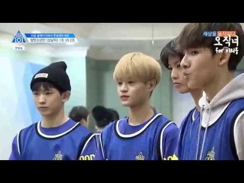 [VIETSUB]【P101 Season 2】Group Battle - Team Boy In Luv - Group 1 Practice