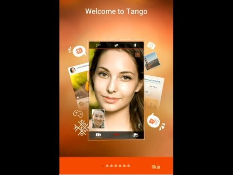 How To Download , Install And Configure Tango App On Android Phones.