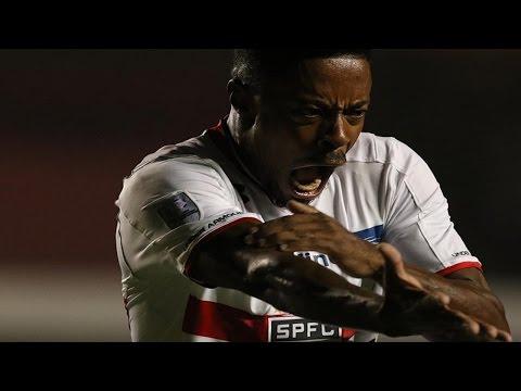 São Paulo 4 x 0 Toluca - Narração Emocionante: Oscar Ulisses, Rádio Globo 28/04/2016