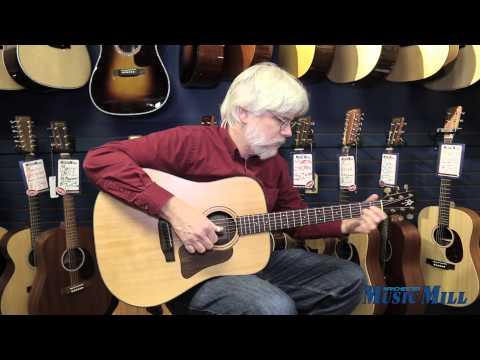 Alvarez YWK70VA Acoustic Guitar DEMO - Manchester Music Mill