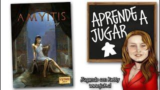 Amyitis [Juego de Mesa / BoardGame]