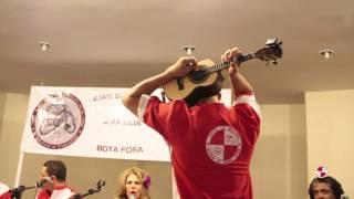 Brasileirinho e sambas de enredo consagrados - Grupo de samba Apito de Mestre