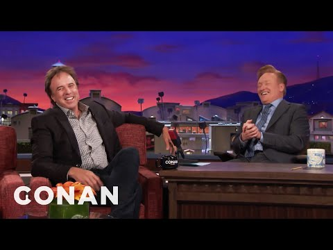 Kevin Nealon Is Bored Of Coming On CONAN  - CONAN on TBS