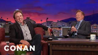 Kevin Nealon Is Bored Of Coming On CONAN  - CONAN on TBS thumbnail