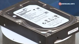 Seagate Archive 8 TeraByte harddisk review - Hardware.Info TV (Dutch)