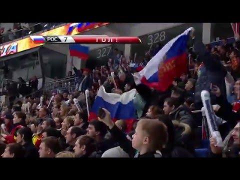 Чехия – Россия. Гол Павла Буре