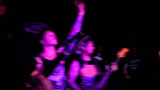 Bury Tomorrow - Royal Blood (Live 29.10.12 Cologne MTC)