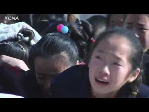 เกาหลีเหนือร้องให้คิมจองอิล