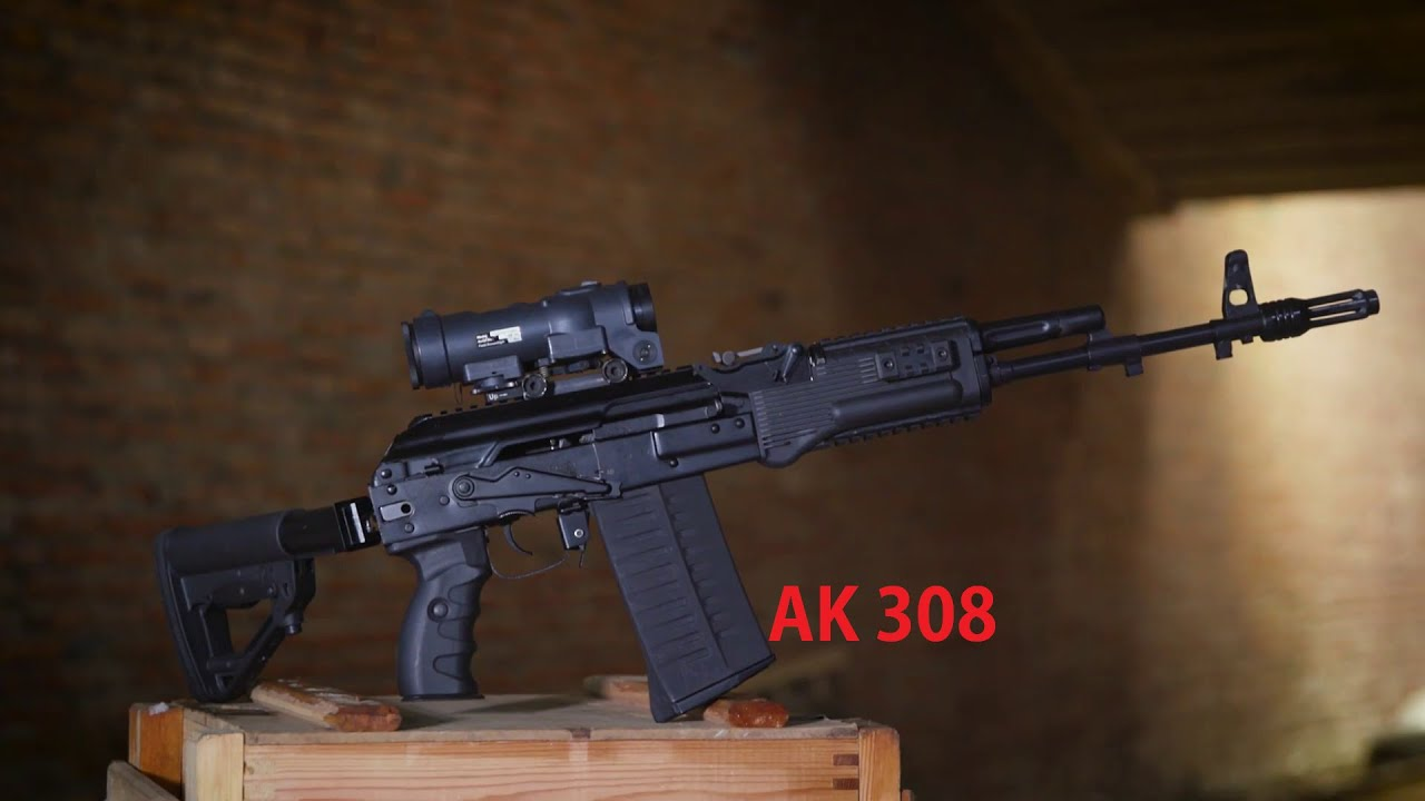 Kalashnikov machine gun: specifications and photos. Russian firearms 61