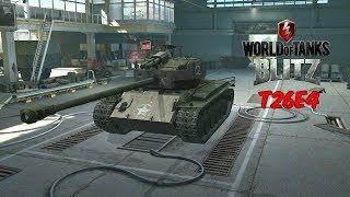 T26E4 - World of Tanks Blitz