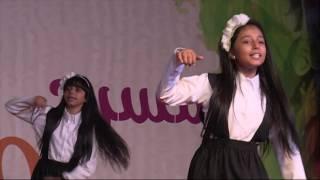 قناة اطفال ومواهب الفضائية حفل مهرجان سلام بالمدينة اليوم الاول