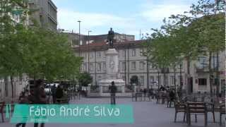 Praça da Batalha: Duas faces, o mesmo local