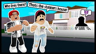 I FOUND MY STALKERS HOUSE! WE'RE GOING TO BREAK IN! - ROBLOX Mp3
