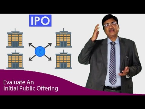 How to Evaluate an Initial Public Offering (IPO)