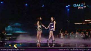"[HD] Party Pilipinas ""Refresh"" - Rachelle & Kyla Sing ""I Am Changing"" (4/3/2011)"