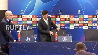Spain: Mourinho
